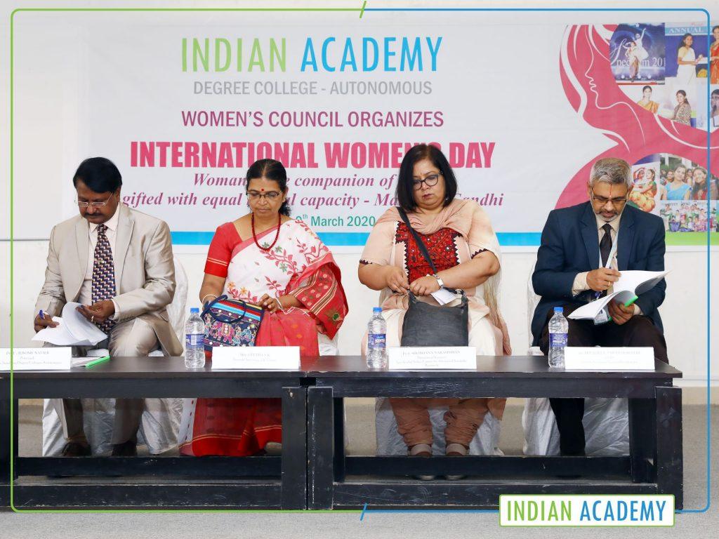 International Women's Day Celebrations, 2020