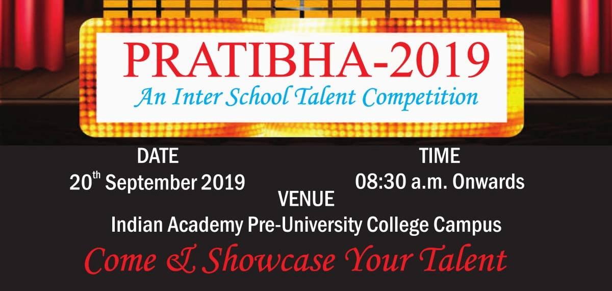 Pratibha 2019